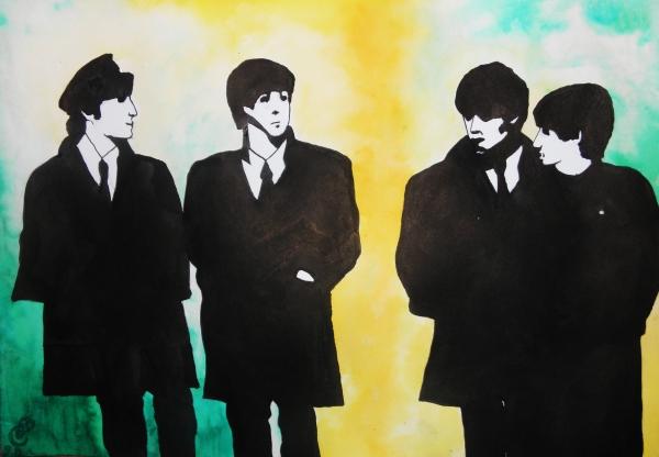 The Beatles por paulam